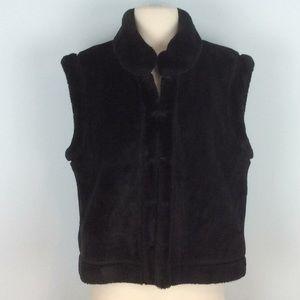 Jackets & Blazers - Hook & eye vest